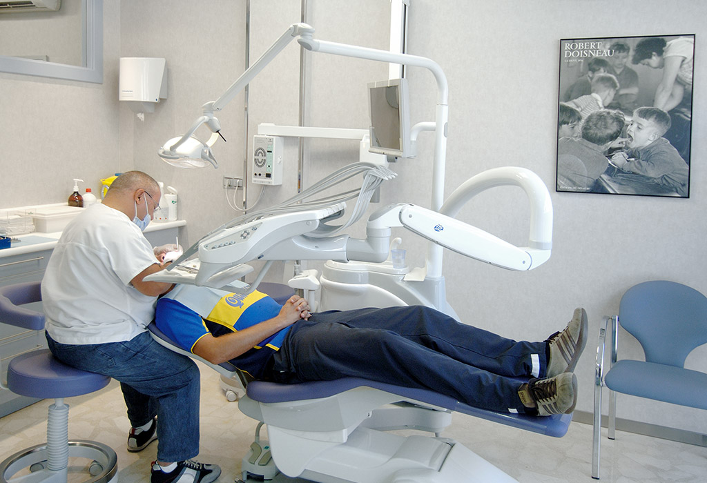 primera visita dental